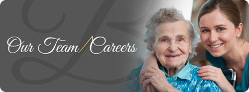 Brampton Care Home Our Team and Careers